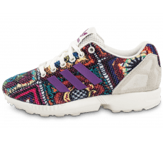 Chaussures adidas Zx Flux Print The Farm Company