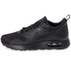 Chaussures Nike Air Max Tavas Triple Black Junior