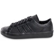 Chaussures adidas Court Vantage Snake noire