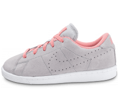 Chaussures Nike Tennis Classic Enfant Suede gris
