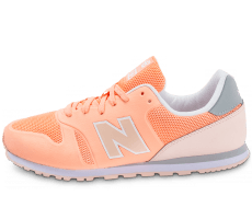 Chaussures New Balance KD373CRY Corail