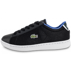 Chaussures Lacoste Carnaby Evo Nylon Junior noire