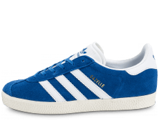 Chaussures adidas Gazelle Junior bleue