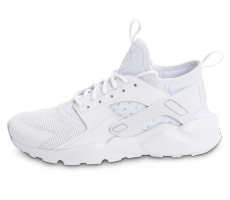 Chaussures Nike Air Huarache Run Ultra Cool Junior blanche