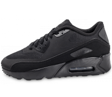 Chaussures Nike Air Max 90 Ultra 2.0 Junior Triple noire