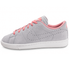 Chaussures Nike Tennis Classic Junior Suede gris