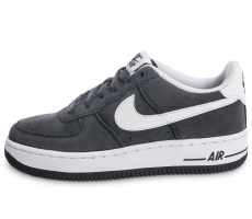 Chaussures Nike Air Force 1 Suede Junior grise
