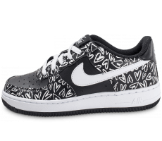 Chaussures Nike Air Force One Print junior Heart