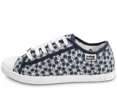 Chaussures Molly Bracken Derby 06P17 bleue