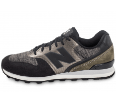 Chaussures New Balance WR996NOC Suede grise