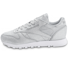 Chaussures Reebok Classic Leather Diamond Silver