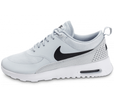 Chaussures Nike Air Max Thea W grise et noire