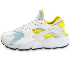 Chaussures Nike Air Huarache Run Sail Glacier Blue