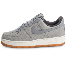 Chaussures Nike Air Force 1 '07 Premium W grise