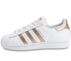 Chaussures adidas Superstar W rose gold
