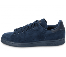 Chaussures adidas Stan Smith Suede Monochrome Indigo