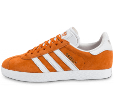 Chaussures adidas Gazelle W orange