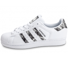 Chaussures adidas Superstar Farm Company Print