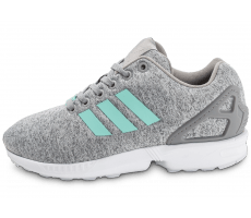 Chaussures adidas ZX Flux W Mesh grise