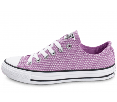Chaussures Converse Chuck Taylor All Star OX Fushia