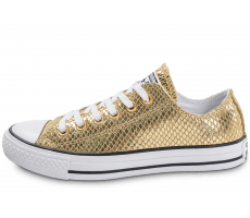 Chaussures Converse Chuck Taylor All Star Metallic Scaled Leather