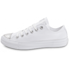 Chaussures Converse Chuck Taylor All Star Metallic Toe Cap