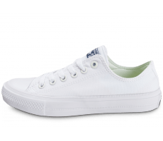 Chaussures Converse Chuck Taylor All Star 2 OX W blanche