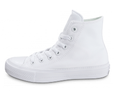 Chaussures Converse Chuck Taylor All-Star 2 Montante triple blanc
