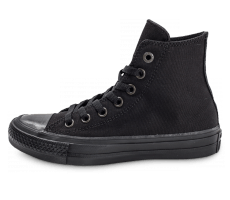 Chaussures Converse Chuck Taylor All-Star 2 Montante triple noir