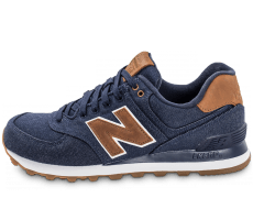 Chaussures New Balance ML574TXB Denim bleu marine
