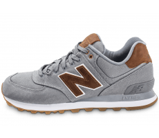 Chaussures New Balance ML574TXC Denim grise