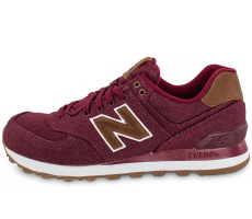 Chaussures New Balance ML574TXD Denim rouge