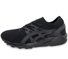 Chaussures Asics Gel Kayano Trainer Knit noire