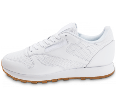 Chaussures Reebok Classic Leather PG blanche