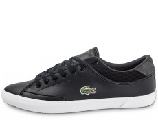 Chaussures Lacoste Angha Leather noire