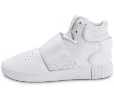 Chaussures adidas Tubular Invader Strap blanche