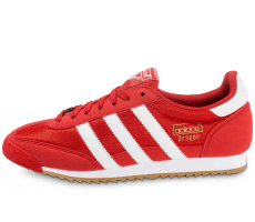 Chaussures adidas Dragon OG rouge
