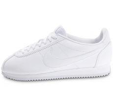 Chaussures Nike Cortez Leather blanche