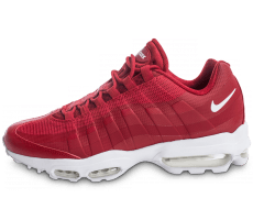 Chaussures Nike Air Max 95 Ultra Se rouge