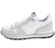 Chaussures Nike Internationalist blanche