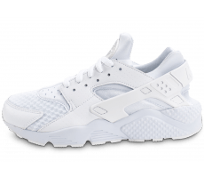 Chaussures Nike Air Huarache Run Triple Blanc