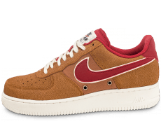 Chaussures Nike Air Force 1 '07 LV08 Basketball Leather marron