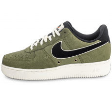 Chaussures Nike Air Force 1 '07 LV08 Basketball Leather verte