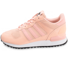 Chaussures adidas ZX 700 W rose