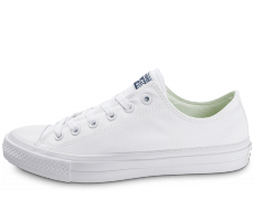 Chaussures Converse Chuck Taylor All Star II OX blanche