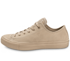 Chaussures Converse Chuck Taylor All Star 2 Lux Leather Vintage beige