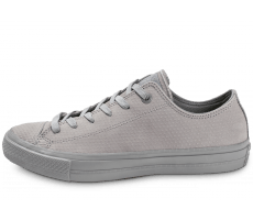 Chaussures Converse Chuck taylor all star 2 Lux Leather grise