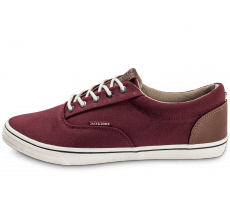 Chaussures Jack & Jones Vision bordeaux