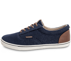 Chaussures Jack & Jones Vision Denim bleu marine