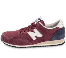 Chaussures New Balance U420RBN Mesh bordeaux